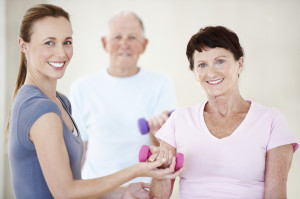 Physiotherapy for seniors